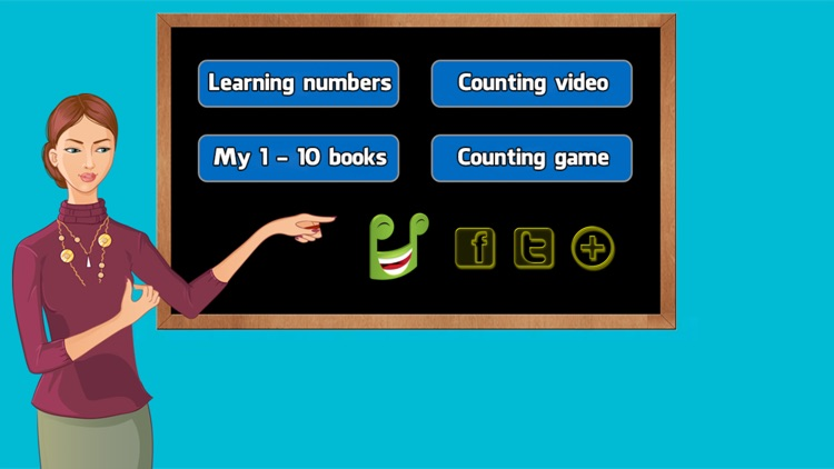 Learning Numbers, Counting With Kids screenshot-4