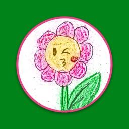Flowermojis