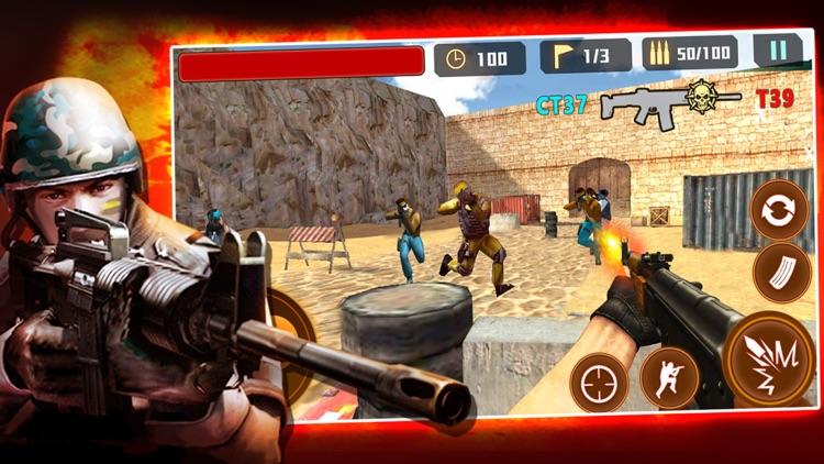 Global War Critical Strike:Free fps shooting games