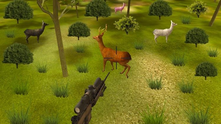 Deadly Sniper Hunting Wild Deer: Open Season Hunt screenshot-3