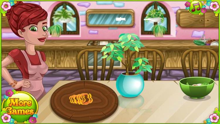 sara Cooking Class - free Cooking games for girls screenshot-3