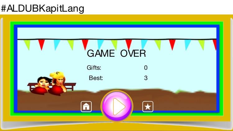 ALDUB Run - ALDUB Game screenshot-3