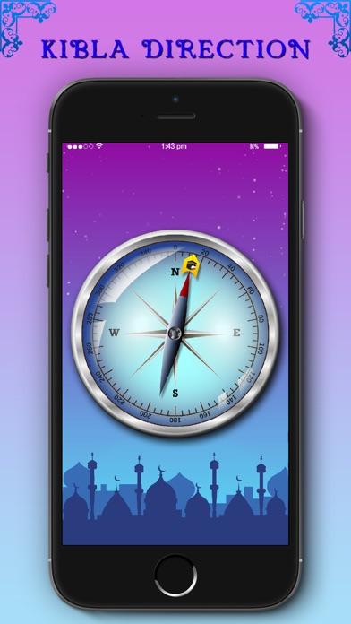 Qibla Direction & Compass screenshot two