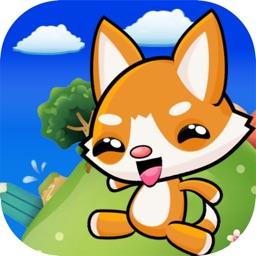 little kitten simulator : run & jump adventure