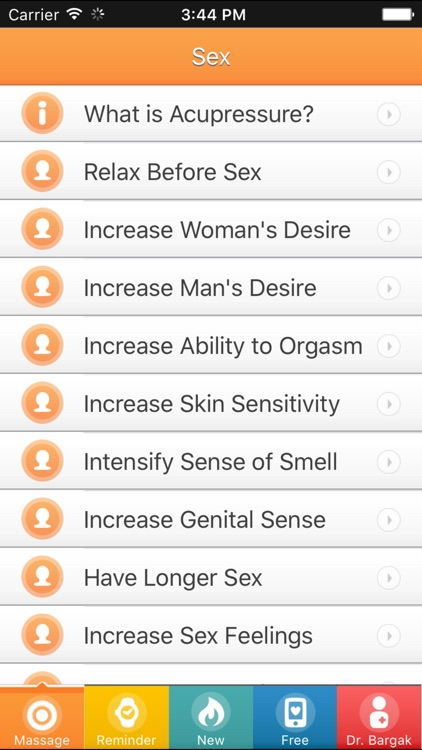 Best Sex with Massage Points for Women and Men