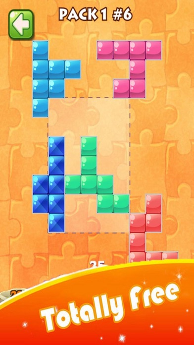 Fun Brick Minia screenshot 1