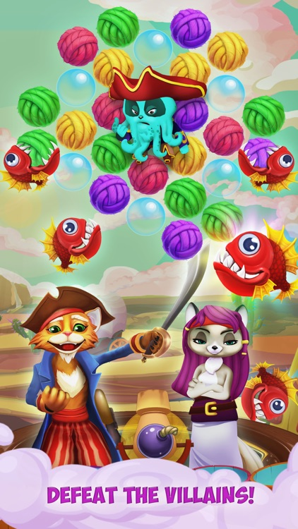 Kitty Pop Pirates
