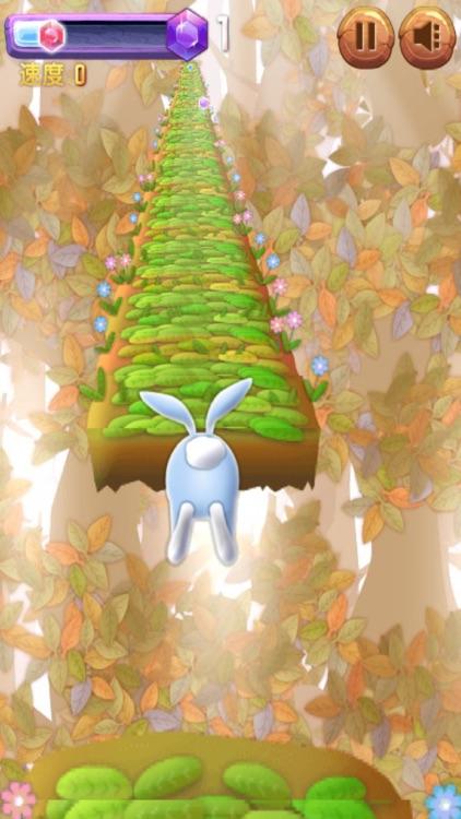 兔子酷跑——天天奔跑吧趣味竞走游戏!