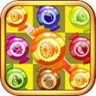 Candy Frutta Giardino Mania - Collegare & Splash icon