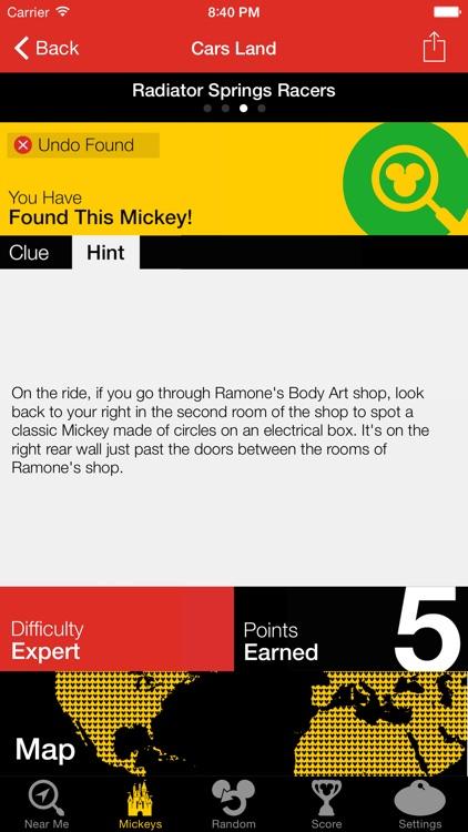 Hidden Mickeys: Disneyland Edition screenshot-3