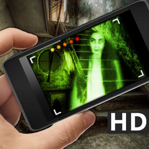 Ghost in Picture Camera HD Make Scary Ghost Photos iOS App