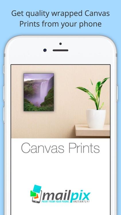Canvas Photo Prints: Photo Canvas Prints
