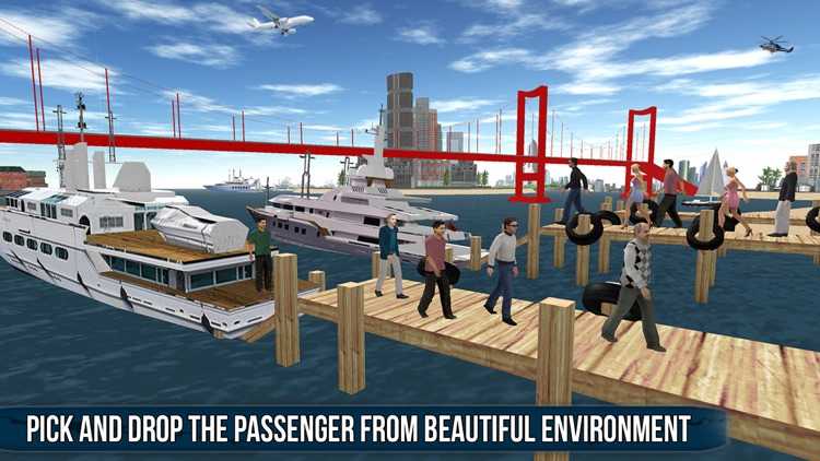 Ship Simulator Real 3D Game screenshot-3