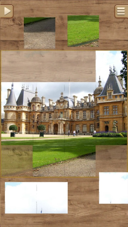 Castles Jigsaw Puzzles screenshot-2
