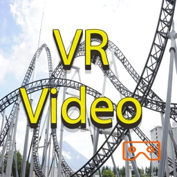 VR Roller Coaster Viewer & Player for Cardboard