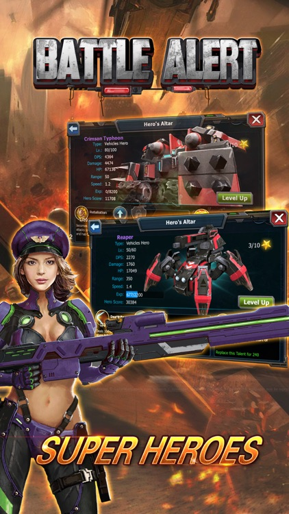 Battle Alert HD screenshot-4