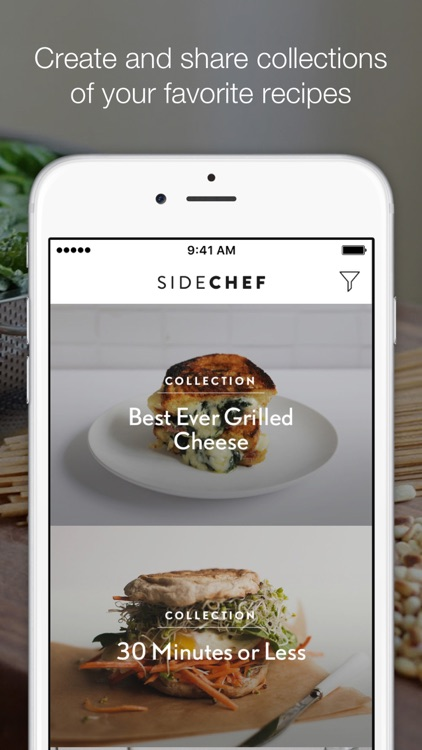 SideChef: Step-by-step cooking screenshot-4