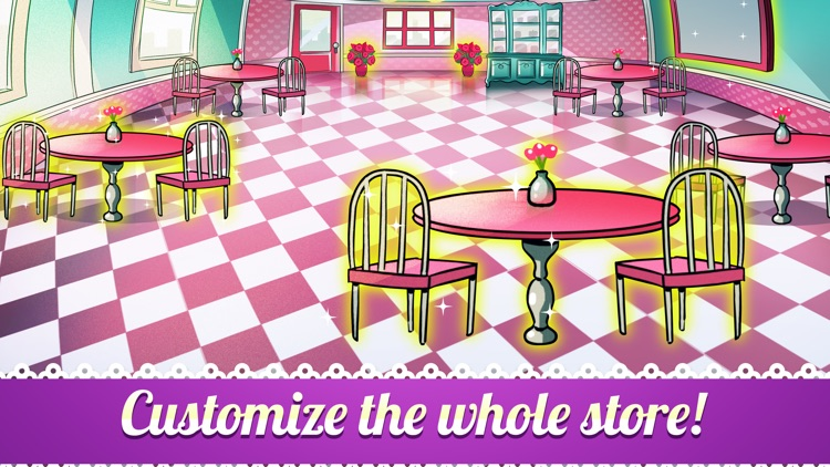 My Cake Shop - Candy Store Management Game