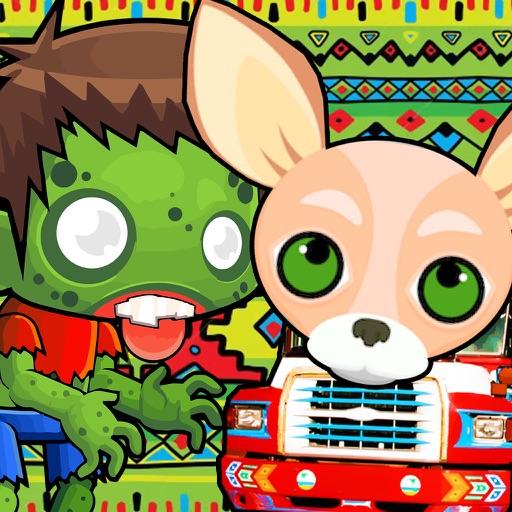 Chihuahua VS Zombies