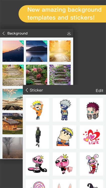 Pro KnockOut-Photo Editor+ Cut Out& Mix Background screenshot-3
