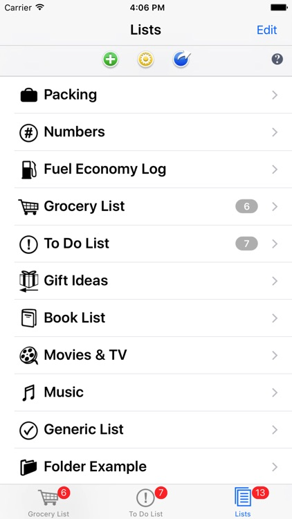 List Omni Lists screenshot-3