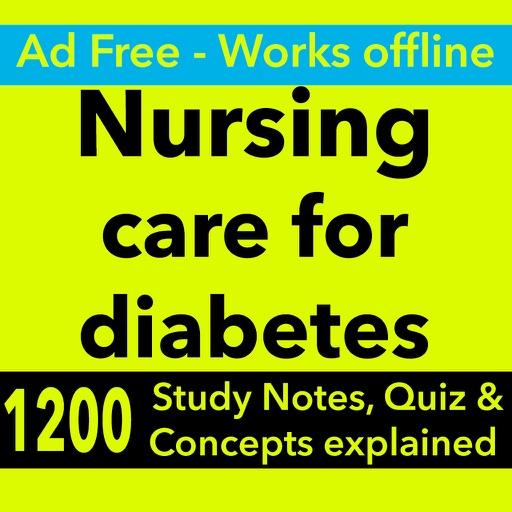 Nursing Care of Diabetic Patient- Exam Review 2017
