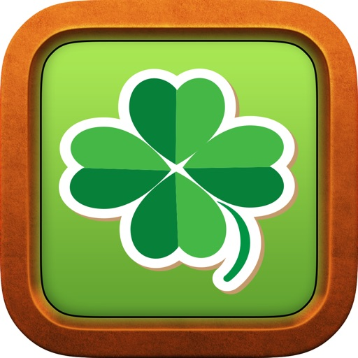 Saint Patrick Day Sticker Application