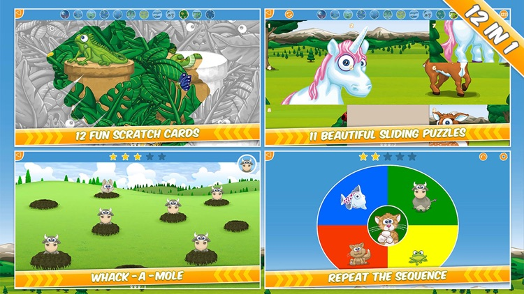 The fabulous Animal Playground screenshot-3