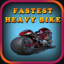 World's Fastest Heavy Bike Racing Simulation game