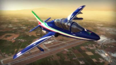 Frecce Tricolori Flight Simulator screenshot 5