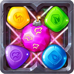 Jewels and Gems Match 3 Game