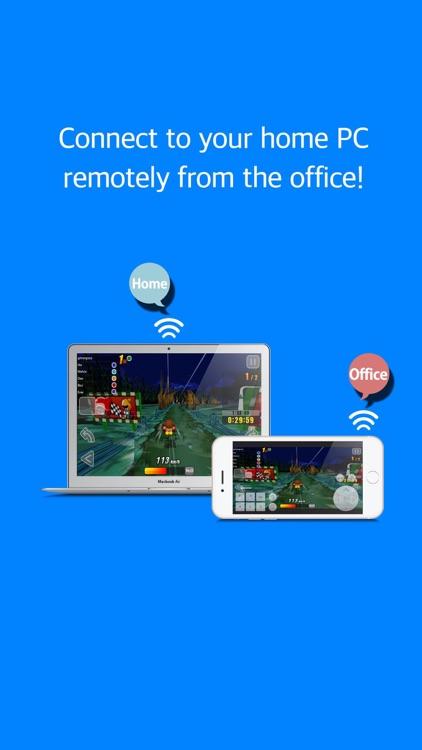 TwomonAir - PC remote control, Dual monitor screenshot-3