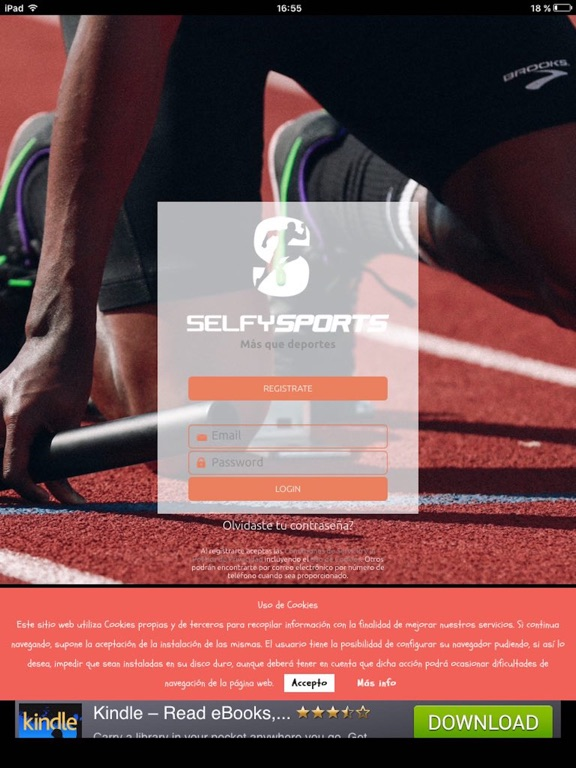 Selfysports screenshot 4
