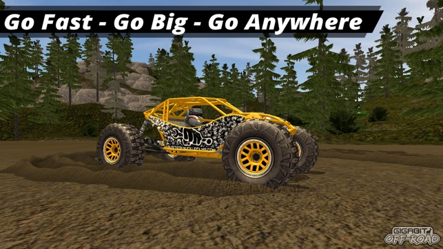 Gigabit Offroad on the App Store
