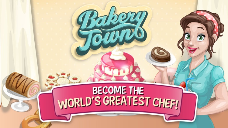 Bakery Town screenshot-0