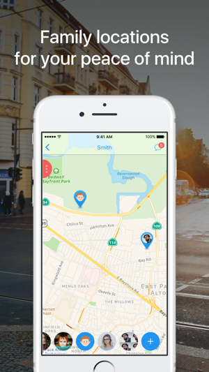 Family locator My Family on the App Store