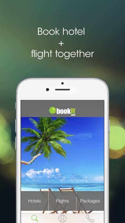 BookIt.com® Hotels, Flights & Packages