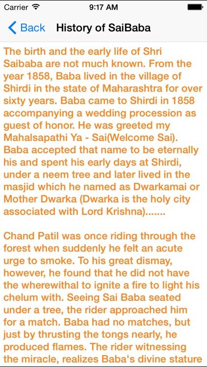 Sai Baba Chalisa
