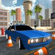 驾驶执照学校模拟器 - 驾驶学习
