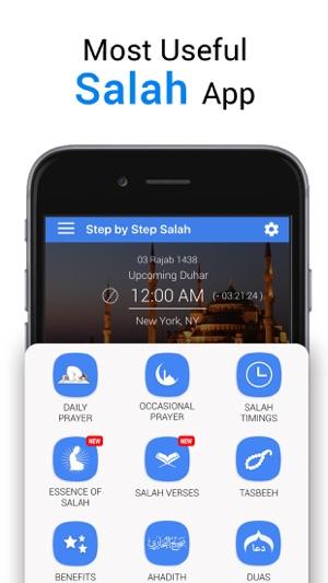 step by step salat islamic prayer on the app store