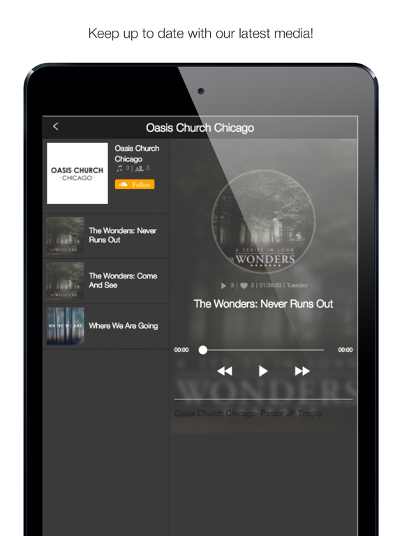 Oasis dating app per BlackBerry