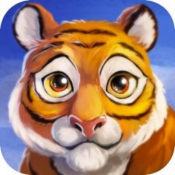 World Atlas For Kids - Animal Library
