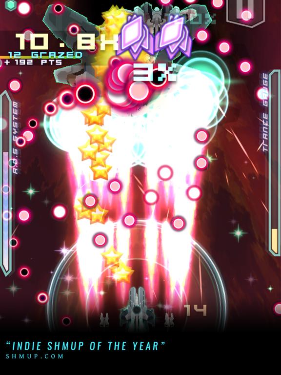 Screenshot #5 pour Danmaku Unlimited 2 - Bullet Hell Shmup