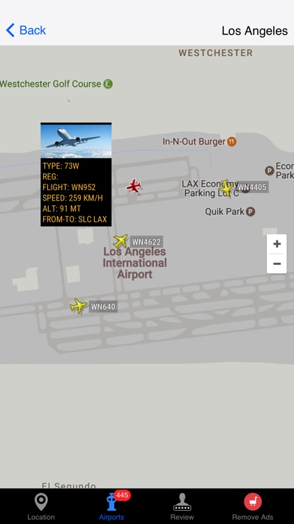 Air Tracker For Southwest Airlines screenshot-4