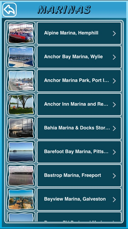 Texas State Marinas screenshot-2
