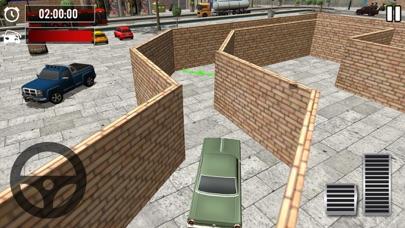 停车场-ING城市实时交通信息研究所3D驾驶 App 截图