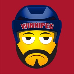 Winnipeg Hockey Stickers & Emojis