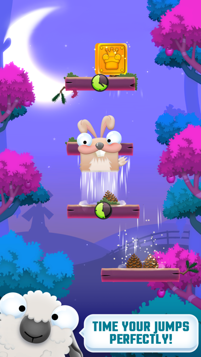 Fluffy Jump screenshot 2