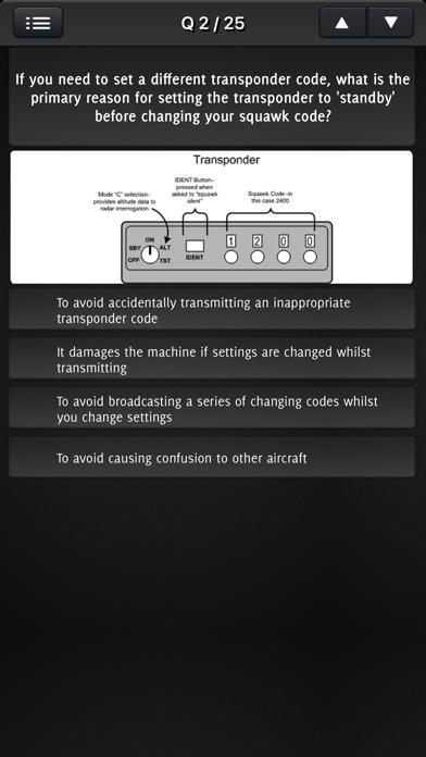 EASA Pilot Exam Prep (LAPL) screenshot three
