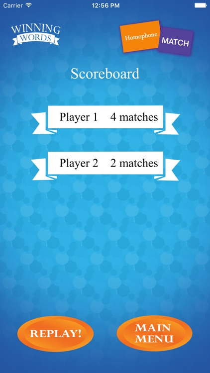 Homophone Match screenshot-4